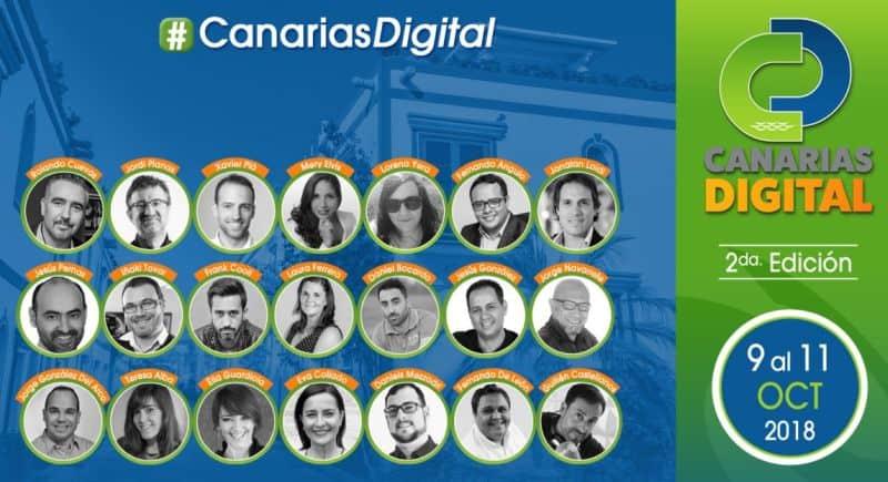 Canarias digital 2018