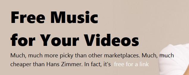 Descargar musica gratis libre de uso - iconos8