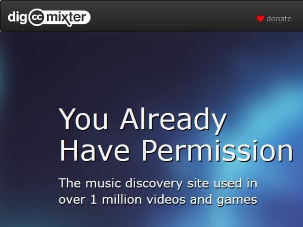Descargar musica para uso comercial - Digccmixter