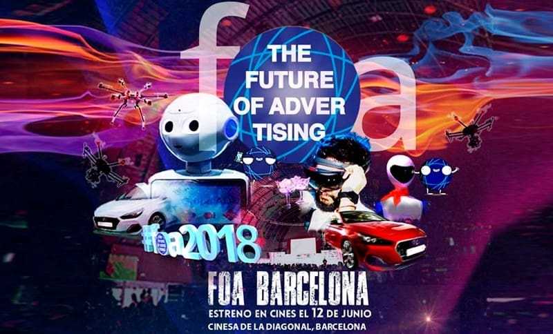 The Future of Advertising 2018 Barcelona